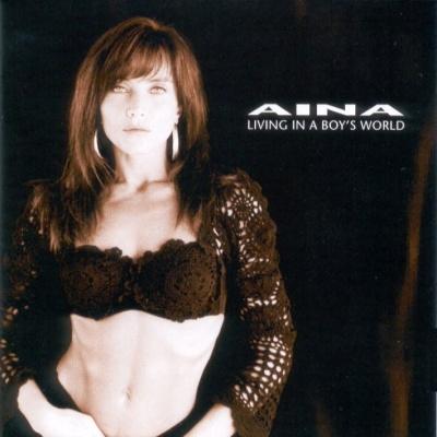 Aina S. Olsen - Living In A Boy's World (Album)