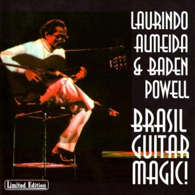 Laurindo Almeida - Brasil Guitar Magic!: The Gold Collection