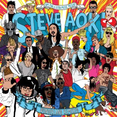 Steve Aoki - Wonderland (Remixed) (Album)