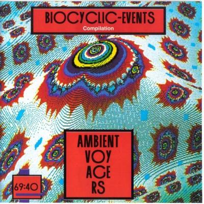 Bo Djin - Biocyclic-Events (Ambient Voy Age Rs) (Compilation)
