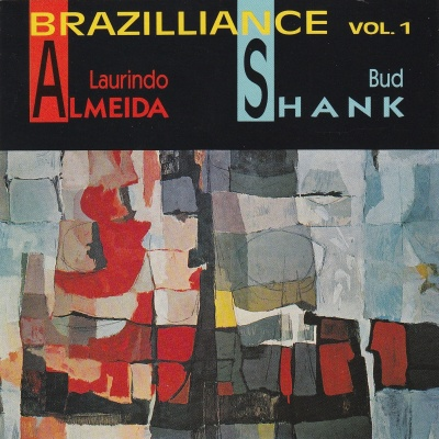 Laurindo Almeida - Brazilliance Vol. 1 (Album)