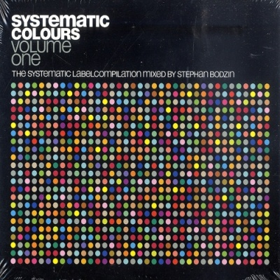 Stephan Bodzin - Systematic Colours - Volume One (Master Release)