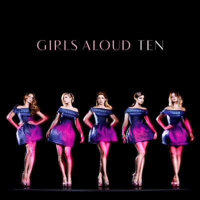 Girls Aloud - Ten CD1