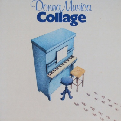 Collage (Italy) - Donna Musica (LP)