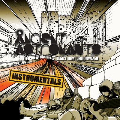 Ancient Astronauts - Themes From Tomorrowland: Instrumentals (Promo)