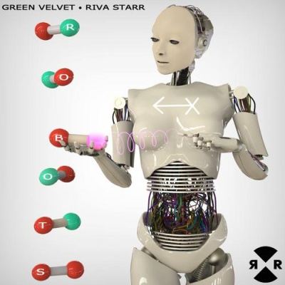 GREEN VELVET - Robot Remixes
