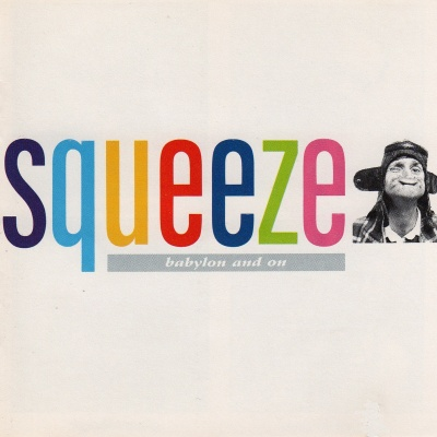 Squeeze - Babylon And On (Album)