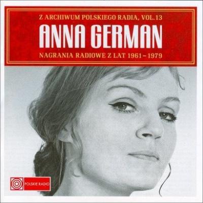Анна Герман (Anna German) - Nagrania Radiowe Z Lat 1961 - 1979 CD 2 (Master Release)