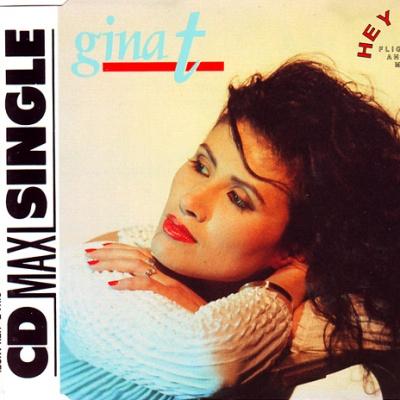 Gina T. - Hey Angel (Single)
