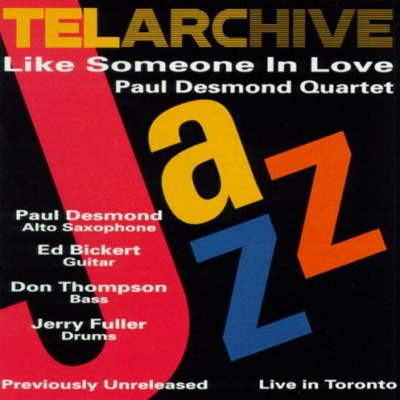 Paul Desmond - Like Someone In Love