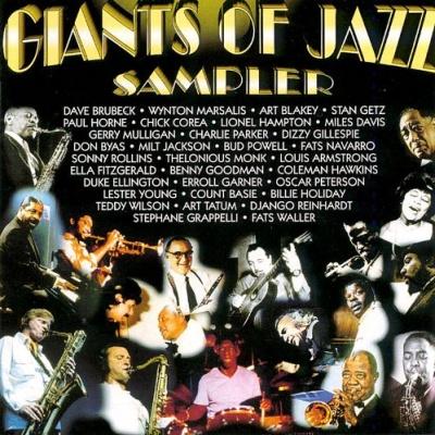 Stan Getz - Giants of Jazz Vol. 2
