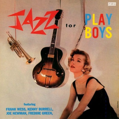 Frank Wess - Jazz For Playboys