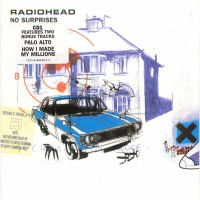 Radiohead - No Surprises CDS CD1 (Single)