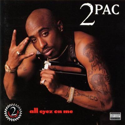 2Pac - All Eyez On Me CD1 (Album)