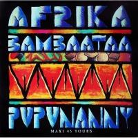 Afrika Bambaataa - Pupunanny