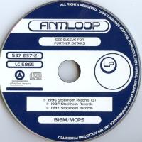 ANTILOOP - LP (Album)
