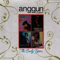 (1 CD) Anggun C. Sasmi - The Early Years