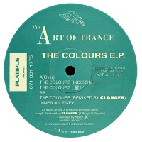 Art Of Trance - The Colours E.P. (Vinyl)