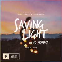 Gareth Emery - Saving Light