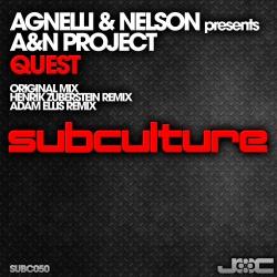 AGNELLI - Quest (Adam Ellis Remix)