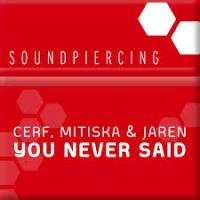 Cerf Mitiska - You Never Said (Dash Berlin Remix)