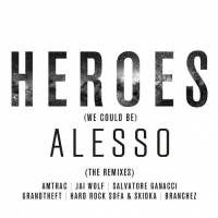 - Heroes (We Could Be) (The Remixes)