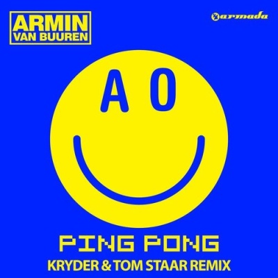 Armin Van Buuren - Ping Pong (Kryder & Tom Staar Remix)