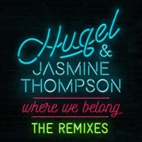Hugel - Where We Belong (Plastik Funk Remix)