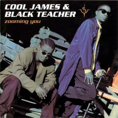 COOL JAMES - Zooming You