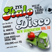 Lian Ross - ZYX Italo Disco New Generation Vol. 10