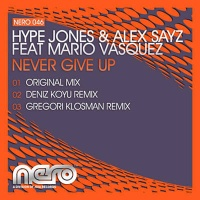 Alex Sayz - Never Give Up