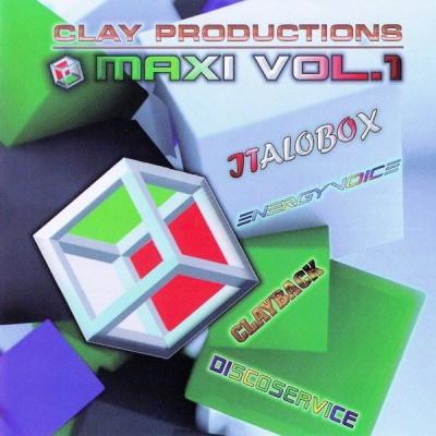 ITALOBOX - Clay Productions Maxi Vol. 1
