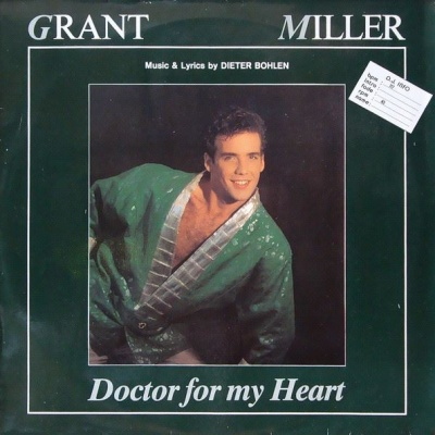 Grant Miller - Doctor For My Heart