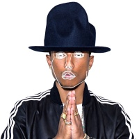 Pharrell Williams - Frontin' (Disclosure Re-Work)