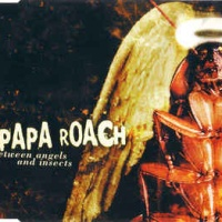 Papa Roach - Between Angels And Insects