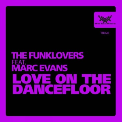 The Funklovers - Love On The Dancefloor (Disco Sax Mix)