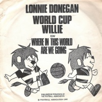 Lonnie Donegan - World Cup Willie (FIFA 1966)