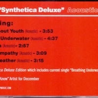 Metric - Synthetica Deluxe (Acoustic Tracks)