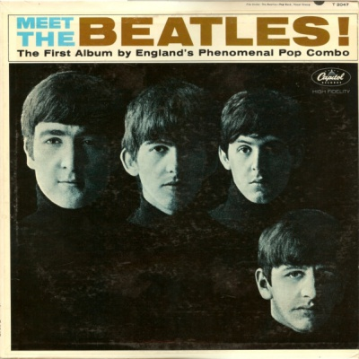 The Beatles - Meet The Beatles!