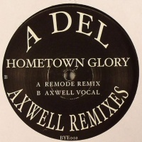 Adele - Hometown Glory (Axwell Remode Mix)