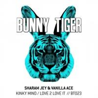 Sharam Jey - KINKY MIND / LOVE 2 LOVE IT