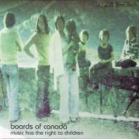 Boards Of Canada - Open The Light