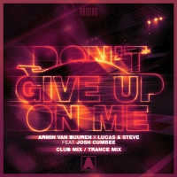 Don't Give Up On Me (Club Mix)