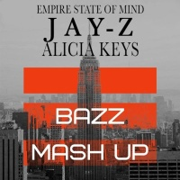 Alicia Keys & Jay-Z vs. Greg Dela - Empire State of Mind (Bazz Mash Up)