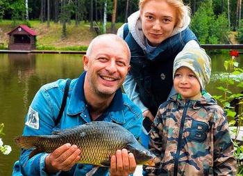 Оксана Акиньшина станет мамой третий раз