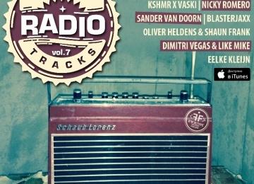 Сборник танцевальной музыки «BestRadioTracksvol. 7»