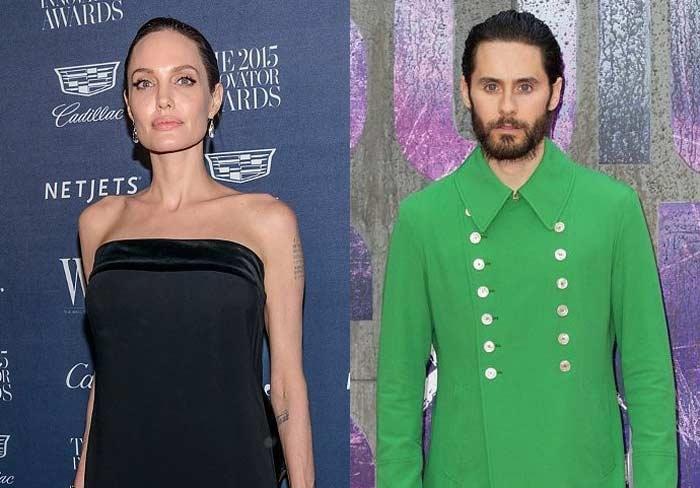 Анджелине Джоли приписывают роман с Джаредом Лето