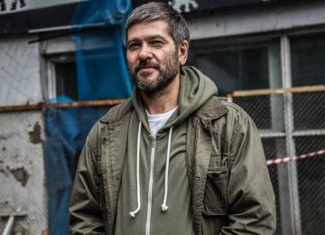 Александр Васильев из группы «Сплин» изменился до неузнаваемости