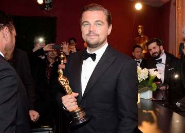 Киноманы обвиняют Леонардо ДиКаприо в путанице на «Оскаре»