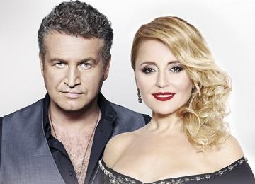 Анжелика Варум и Леонид Агутин поругались на концерте
